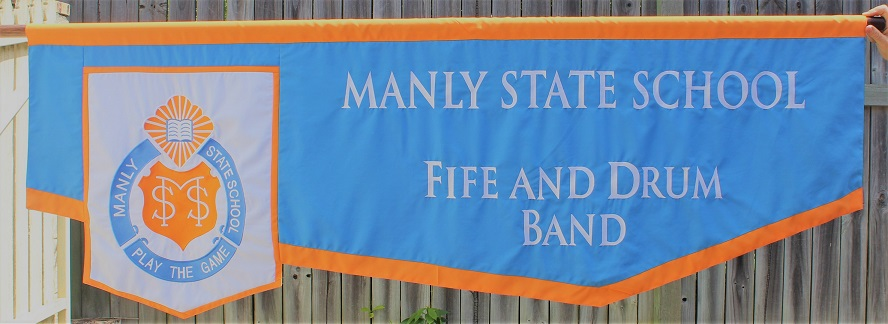 Manly State School Banner