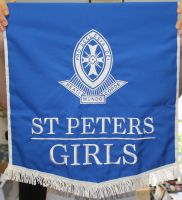 St. Peters Girls Music Banner