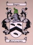 Langdon Coat of Arms