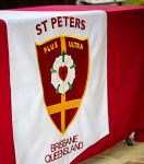 St Peters tablecloth